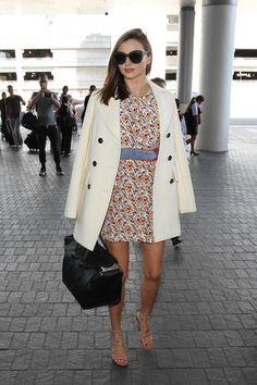 Miranda Kerr Enters LAX - photos of celebrities Airport Chic, Miranda Kerr Style, Victorias Secret Models, I Love Fashion, Most Beautiful Women, Celebrity Style, Street Style, Style Inspiration, Fashion Outfits