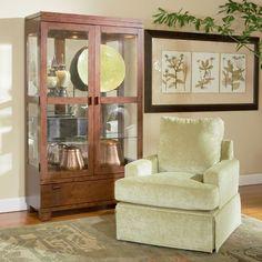 Mandalay Curio by CORT Furniture Rental