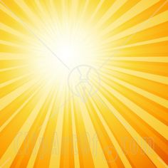 Here comes the sun...............I love sunshine
