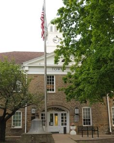Town Hall in Marshall, Michigan