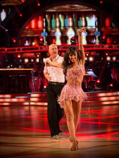 Strictly Come Dancing 2014: Semi-Final - Janette Manrara and Jake Wood