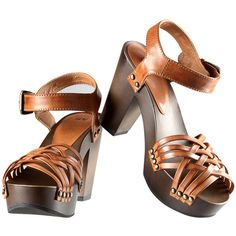 H&M Shoes (425 RUB) 100% polyurethane. -