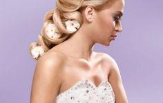 Wedding updo hairstyles long hair