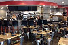 Americano opened in #Nashville on Friday, May 15, 2015.