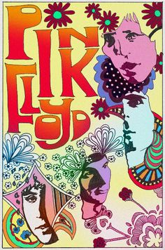 Pink floyd poster, looks like handmade or custom type. Rock Posters, Band Posters, Concert Posters, Music Posters, Pink Floyd Poster, Pink Floyd Art, Music Love, Art Music, Rock Music