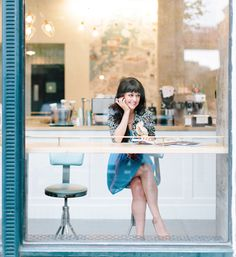"Not only a fantastic example of an about page, but @Hilary Rushford / Dean Street Society constantly inspires me with her seamless sharing as both a personal stylist and brand mentor, her ""realness"" in sharing her faith, and her colorful, vibrant, remarkable brand as a whole - from photos to copy to services. Proud to say she's also a friend of a friend from college who vouches for her awesomeness IRL as well."