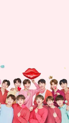Wanna one. Credit to the owner Ong Seongwoo, Kim Jaehwan, Ha Sungwoon, My Youth, Produce 101, 3 In One, Sister Love, Kpop Boy, Kpop Groups