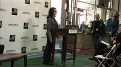 Wild & Scenic Film Festival 2014 Press Conference- Debra Winger