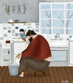 """@vskafandre """"magic of every day chores"""""""