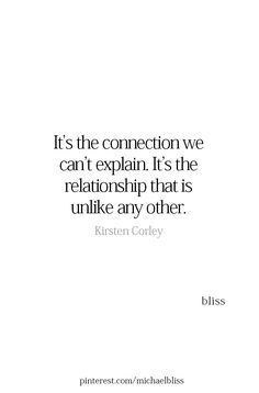 The connection we've always had that has never compared to anything we've ever experienced since the day we met. I love you. Words Quotes, Wise Words, Me Quotes, Sayings, Moving On Quotes, Soulmate Love Quotes, Love Quotes For Him, Love You, Just For You