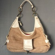 cowhide coach purse nice just trying to downsize Coach Bags Shoulder Bags