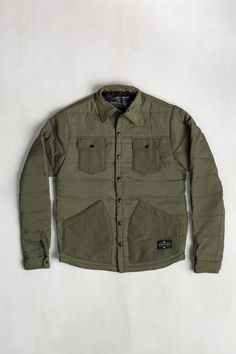 Bison Snap Jacket | United By Blue