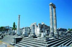 Didim Apollon tapınağı, Aydın, Türkiye