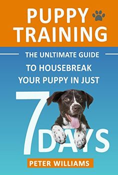 CURRENTLY FREE KINDLE Puppy Training: The Ultimate Guide to Housebreak Your Pup... https://www.amazon.com/dp/B01K06OA9K/ref=cm_sw_r_pi_dp_x_IJyJybZYYH5DA
