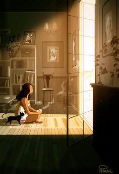 Ambitions by PascalCampion.deviantart.com on @DeviantArt #ambientlight