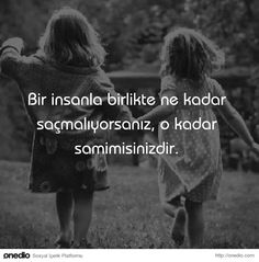 Bir insanla birlikte ne kadar saçmalıyorsanız, o kadar samimisinizdir. ~ Woo… The more nonsense you are with a person, the Cute Quotes, Words Quotes, Best Quotes, Funny Quotes, Sayings, The Words, Cool Words, Woody Allen Quotes, I Love You Baby