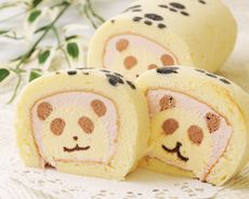 The beauty design of japanese style cake is made by PATISSERIE CUORE - located at KUMAMOTO prefecture. ♥ Dessert
