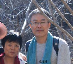 2013년 간월산에서