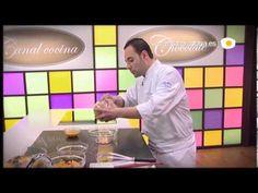 Receta de Vaso de Bavaroise, melocotón y galleta de cacao en De Chocolate