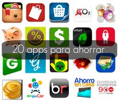 20 apps para ahorrar 20 money saving apps