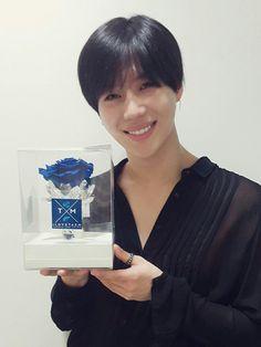 160807 #SHINee #Taemin #Vyrl update #Goodbye #Inkigayo