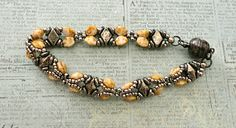 Christmas Bracelet #3 - Galadriel Bracelet