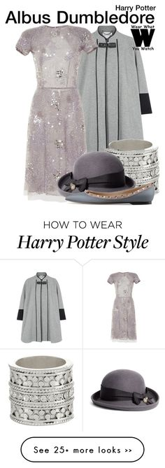 """""""Harry Potter"""" by wearwhatyouwatch on Polyvore"""