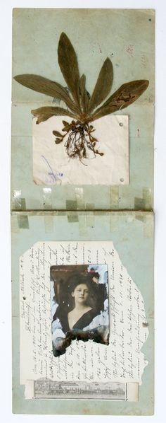stremplerart:  Collage, ohne Titel, W. Strempler, 2016