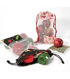 #12pinsofchristmas  Produce Bags: Fabric Crafting Projects: Shop | Joann.com