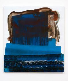 "Untitled, 2012, Oil on canvas, 38.5"" H x 35"" W (97.79 cm H x 88.9 cm W) unframed"