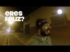 ¿ERES FELIZ? video de valenti sanjuan en que pide a la gente interactuar realizando diferentes acciones