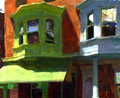 Jon Redmond-bays. Love this artist's work.