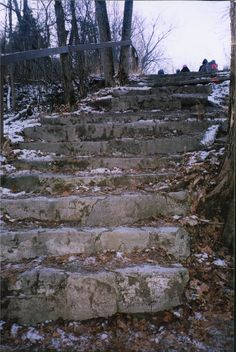Steps to heaven in Marmora