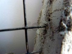"""Detail des Kunstobjekts """"Lost Pieces"""". Kombination aus #Beton und #Computerhardware. Made by #DingeausBeton"""