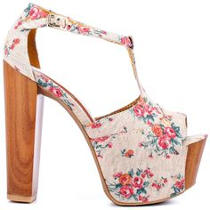 Heels I Love #heels #summer #high_heels #color #love #shoes Dany - Oatmeal Vintage  					Jessica Simpson