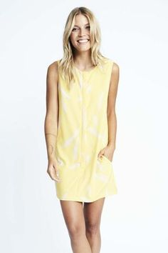 Feather Colton Dress