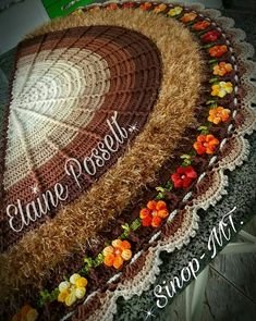 Crochet Clara motif by Fionitta - Bikinis Crochet Crochet Leaves, Crochet Doilies, Crochet Flowers, Crochet Stitches, Crochet Patterns, Individual Crochet Braids, Double Seed Stitch, Crochet Freetress, Braidless Crochet
