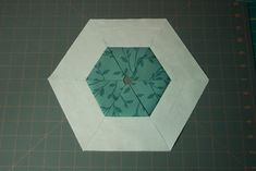 hexagon quilt along... block #4 | Jaybird Quilts