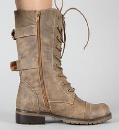 nice, midcalf boots. soft, casual leather