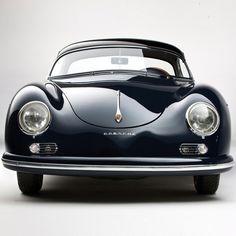 Bello y tentador. 1958 Porche 356A Speedster. One day...