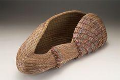 Clay Burnette |  Pine Needle Basket.