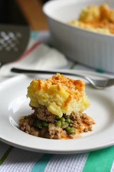 Gluiten Free and Dairy Free Turkey Shepherd's Pie.  Maybe try with a mashed Cauliflower topping instead of Potato