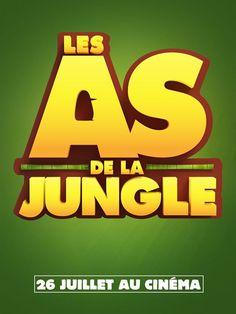 Les As de la Jungle : Affiche
