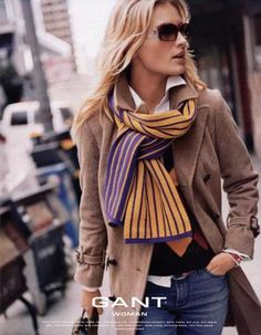 gant classy woman