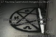 17. You know Supernatural changed your life when... | Submitted by:liddlekitteh