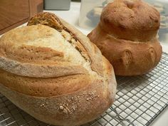 If you're new to baking with a sourdough starter, please let me reassure you... demystifying sourdough