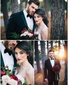 Buque marsala batom vermelho e noivos LINDOS !  #Carols #Pogian #pinterest #wedding #buquedenoiva #detalhesdecasamento #weddingdetails #batomvermelho #noivas2015 #casamento #redlips #marsala #palavradenoiva by palavradenoiva