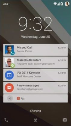 Android L: Things you should know about it right on your Lock Screen http://goo.gl/ieEu27 #android #androidl #notifications #lockscreen #googleio2014 #io14