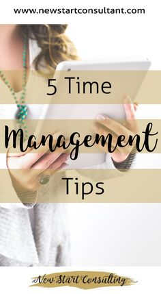 Anyone who runs a business knows that it is a ton of work. Regardless of how much you accomplish in a day, there is always a mountain of work that still needs to be done. Having great time management strategies can transform your work week from overwhelming to enjoyable and make you ultra-productive at the same time. Sound good? Try these 5 time management strategies. #timemanagement #dubsado #trello #smallbusinessmarketing