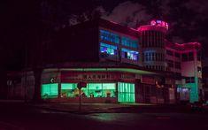 Las fotos nocturnas de Elsa Bleda